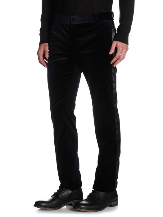 DIESEL BLACK GOLD PANTISCOT Pants U a