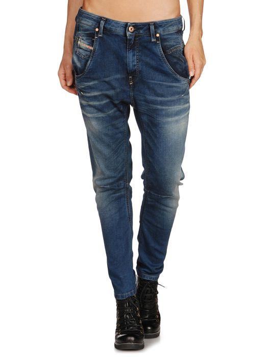 DIESEL FAYZA JOGGJEANS 0603L Jeans D e
