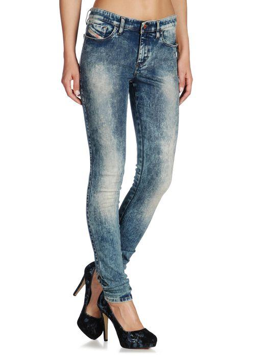 DIESEL SKINZEE 0815N Jeans D a