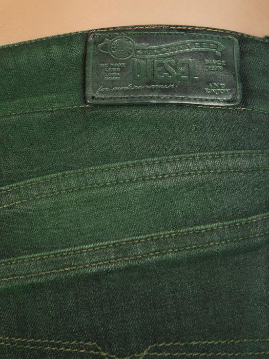 DIESEL GRUPEE-ZIP 0816A Super skinny D d