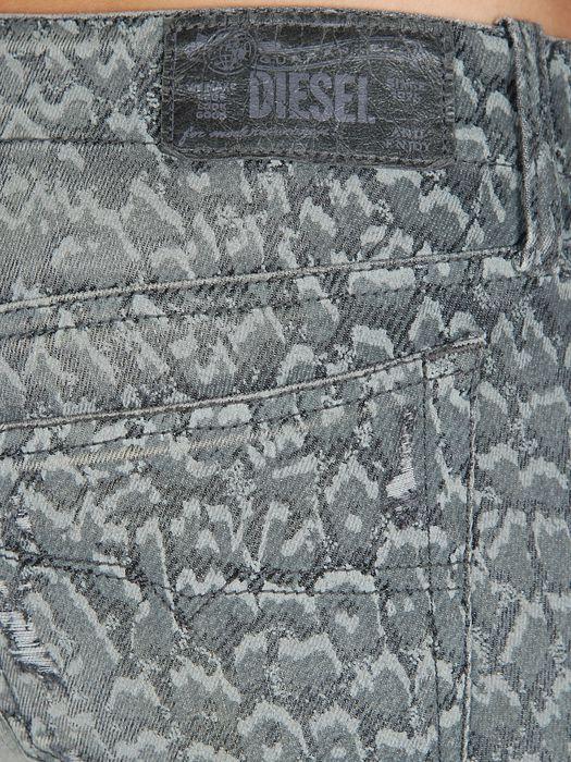 DIESEL GRUPEE-ZIP 0820U Super skinny D d