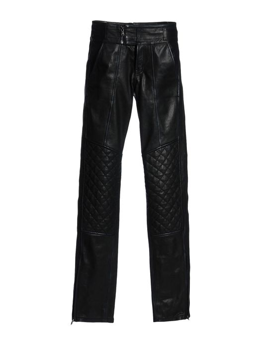 DIESEL BLACK GOLD PEILA Pants D f