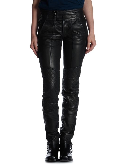 DIESEL BLACK GOLD PEILA Pants D e