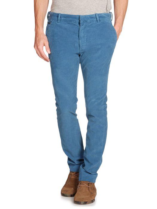 DIESEL CHI-PULICE Pantaloni U f