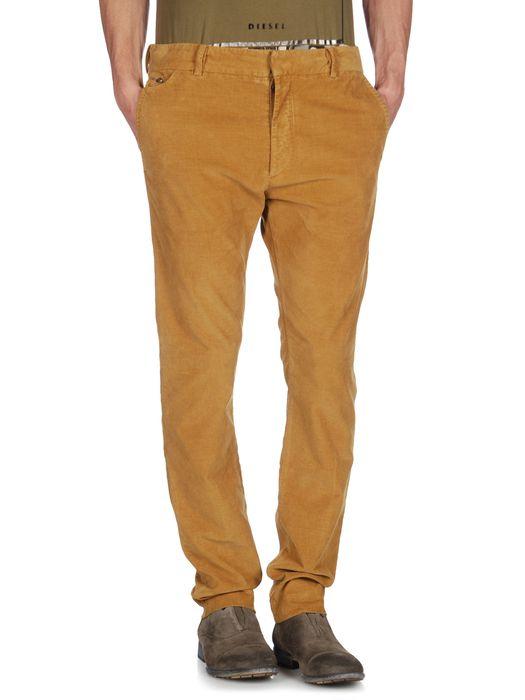 DIESEL CHI-PULICE Pants U f