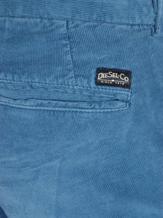DIESEL CHI-PULICE Pantaloni U d