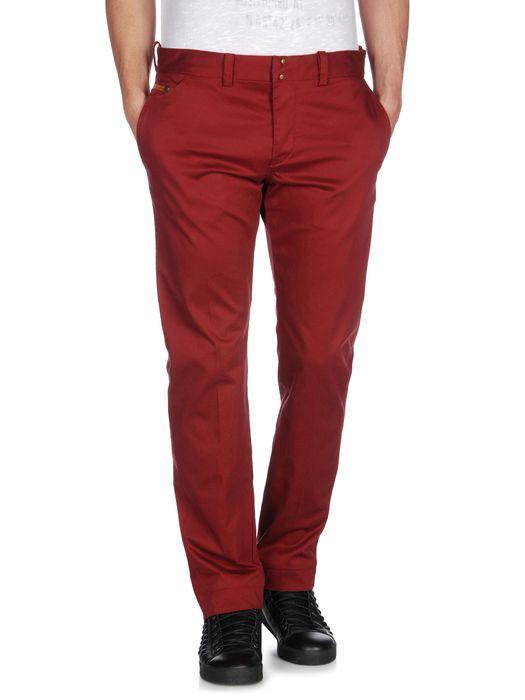 DIESEL CHI-REGS-A Pants U f