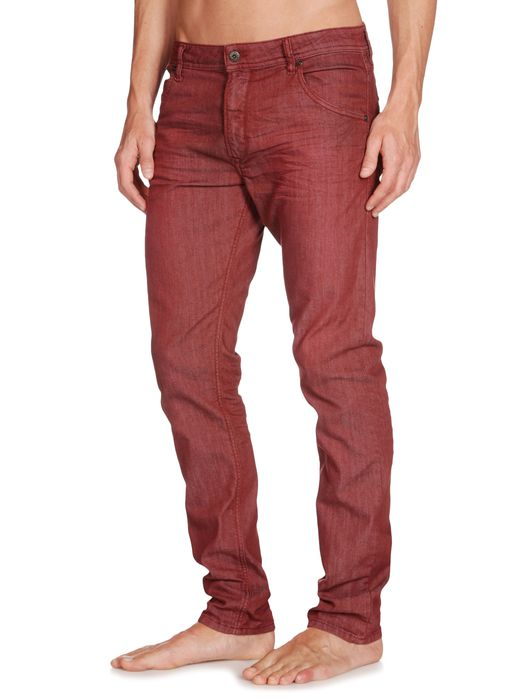 DIESEL KRAYVER 0819D REGULAR SLIM-CARROT U a