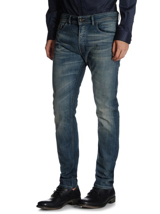 DIESEL BLACK GOLD EXCESS-SELVEDGE Jeans U a