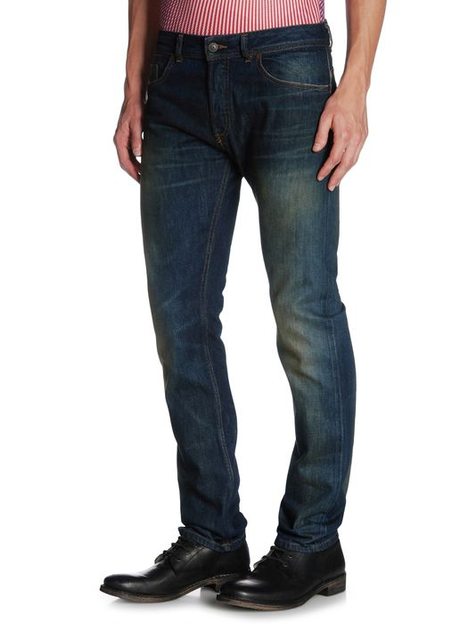 DIESEL BLACK GOLD EXCESS-SELVEDGE Jean U a