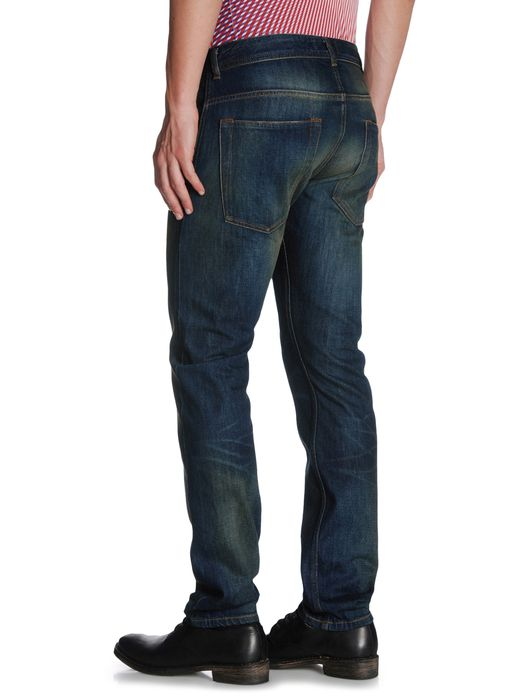 DIESEL BLACK GOLD EXCESS-SELVEDGE Jean U b