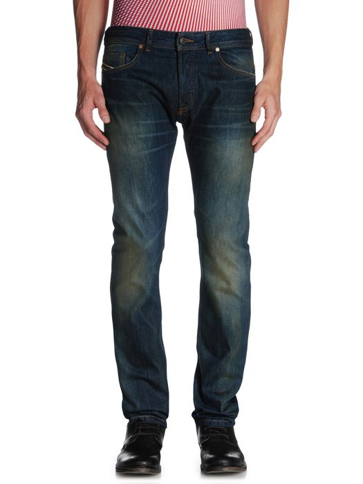 DIESEL BLACK GOLD EXCESS-SELVEDGE Jeans U e