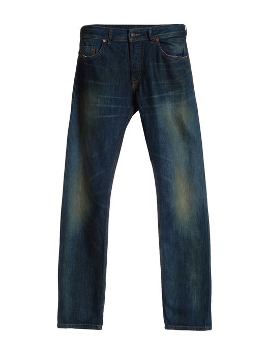DIESEL BLACK GOLD EXCESS-SELVEDGE Jean U f