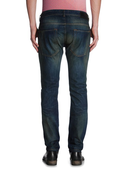 DIESEL BLACK GOLD EXCESS-SELVEDGE Jean U r