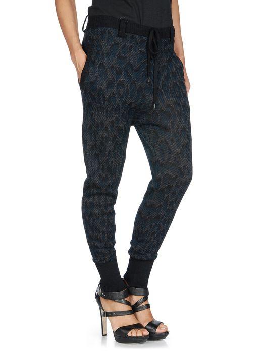 DIESEL M-WHIST Pantaloni D a