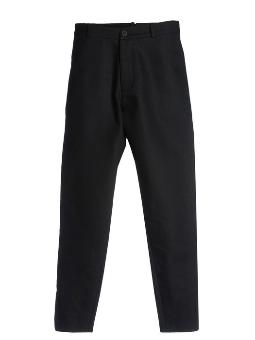 DIESEL BLACK GOLD PRESS-DRIT Pants U f