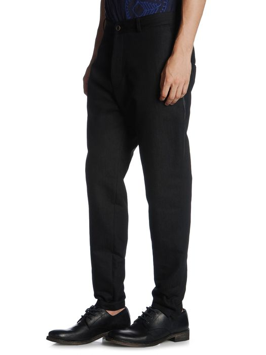 DIESEL BLACK GOLD PRESS-DRIT Pants U a