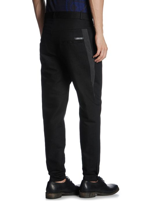 DIESEL BLACK GOLD PRESS-DRIT Pants U b