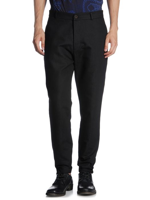 DIESEL BLACK GOLD PRESS-DRIT Pantaloni U e