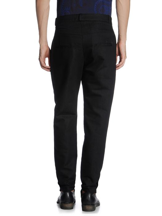 DIESEL BLACK GOLD PRESS-DRIT Pantaloni U r