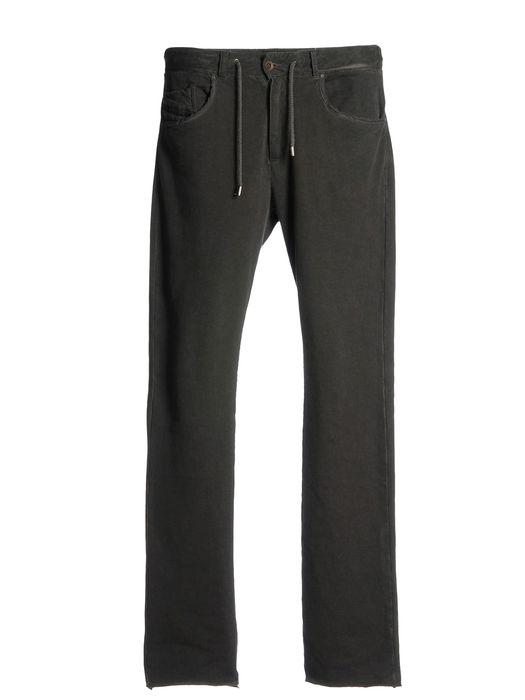DIESEL BLACK GOLD PROPUS Pantalon U f