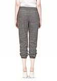 T by ALEXANDER WANG  FRENCH TERRY SWEATPANTS PANTS Adult 8_n_a