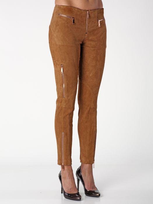 DIESEL L-MOLOK Pants D a