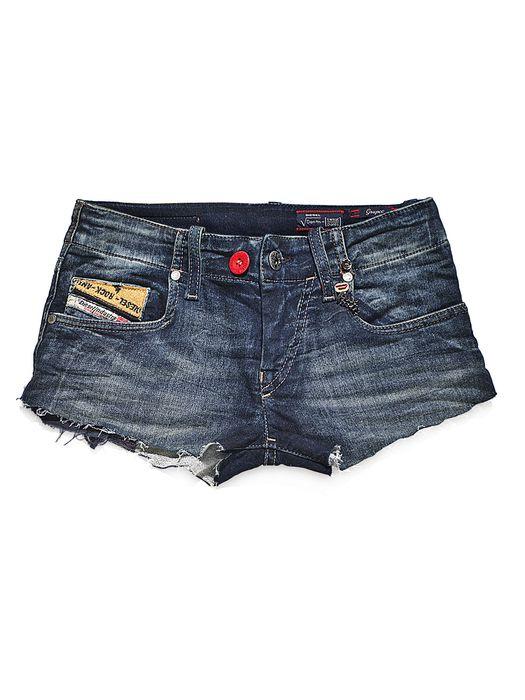 DIESEL REBOOT-DENIM-SHORT Short Pant D f