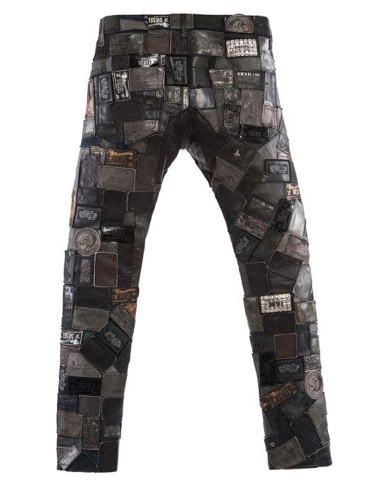 DIESEL REBOOT-BLACK-L-THAVA Pants U e