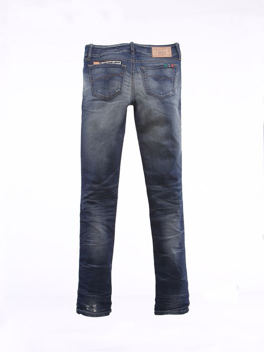DIESEL REBOOT-DENIM-GRUPEE- Jeans D e