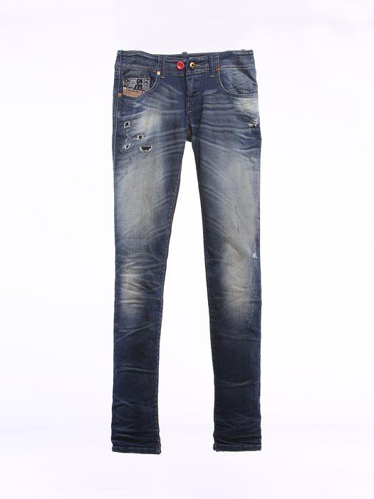 DIESEL REBOOT-DENIM-GRUPEE- Jeans D f