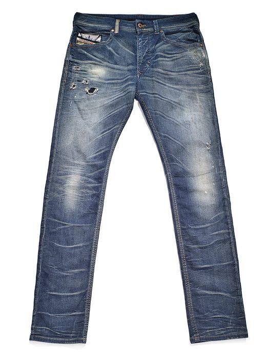 DIESEL REBOOT-DENIM-THAVAR- Jeans U e