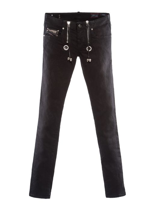 DIESEL REBOOT-B-GRUPEE-NE-B Jeans D f