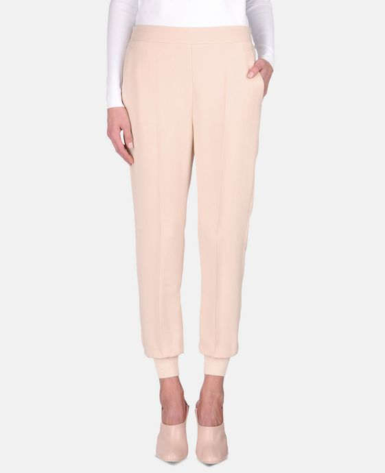 STELLA McCARTNEY Rose Julia Trousers Tapered D h