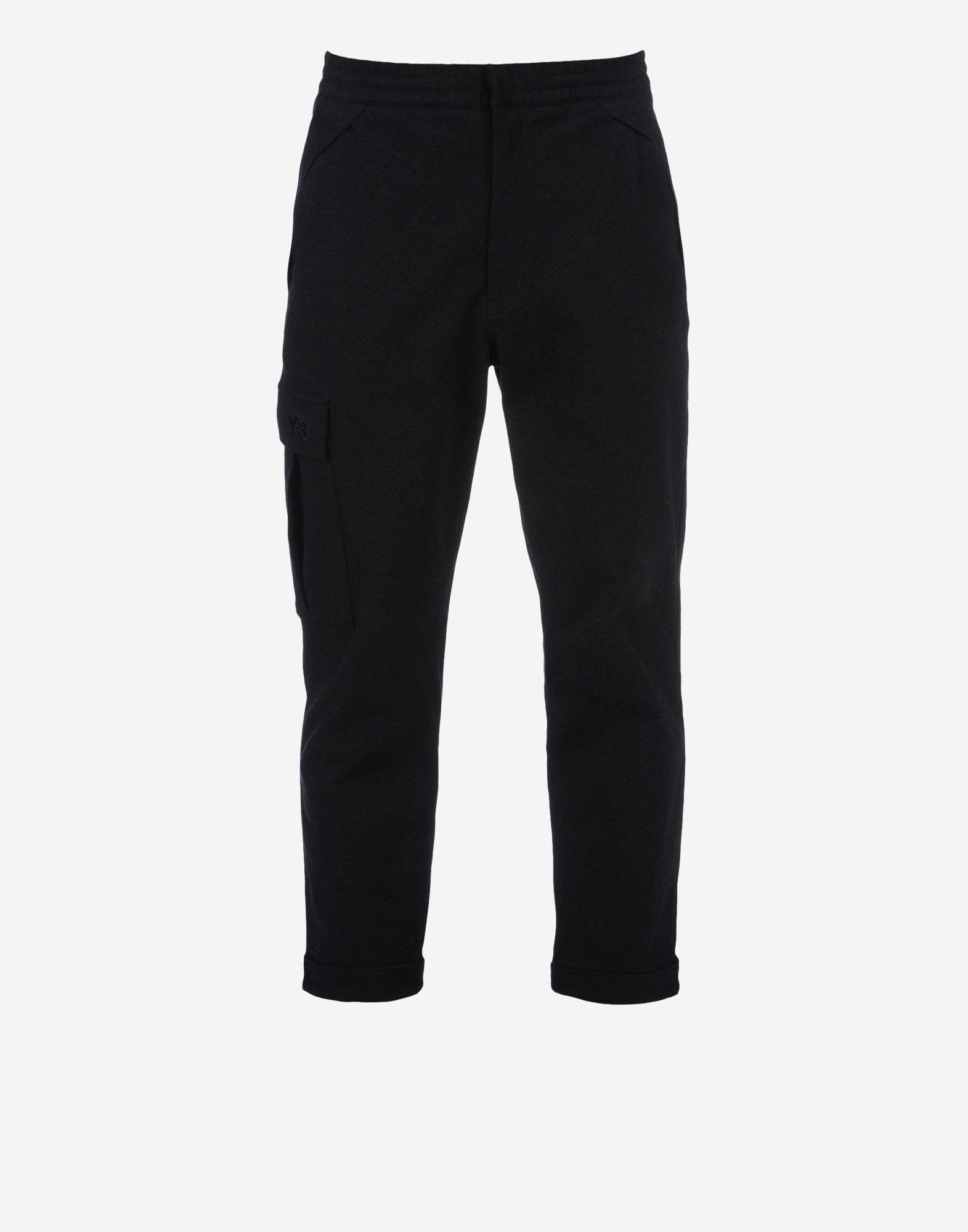 Y-3 Cropped Cargo Pants PANTS man Y-3 adidas