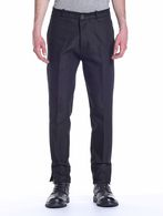 DIESEL BLACK GOLD PRESS-DRIT-NEW Pantalon U f