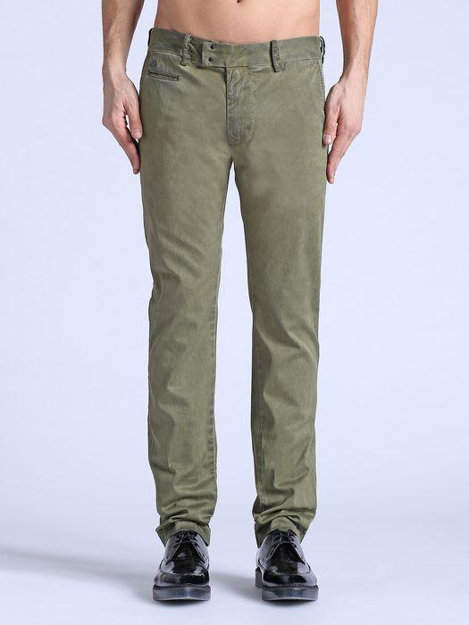 DIESEL CHI-TIGHT-E Pants U f