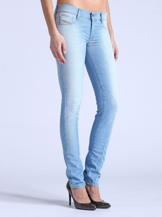 DIESEL RIDEE 0603G Jegging D e
