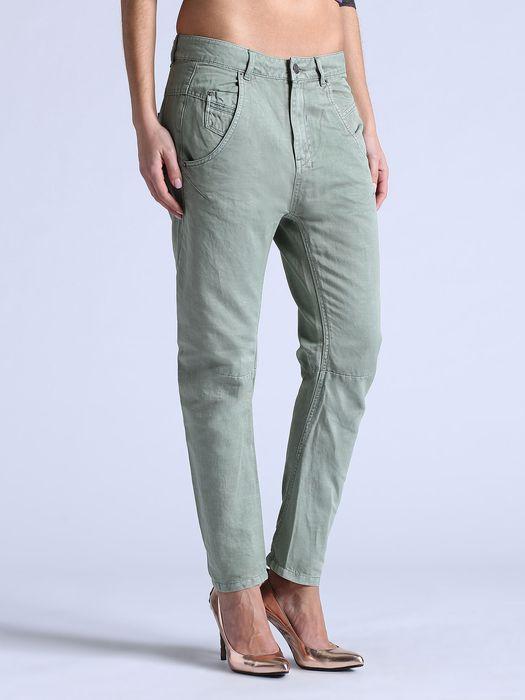 DIESEL FAYZA-N Pants D a