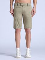 DIESEL CHI-TIGHT-E-SHO Short Pant U f