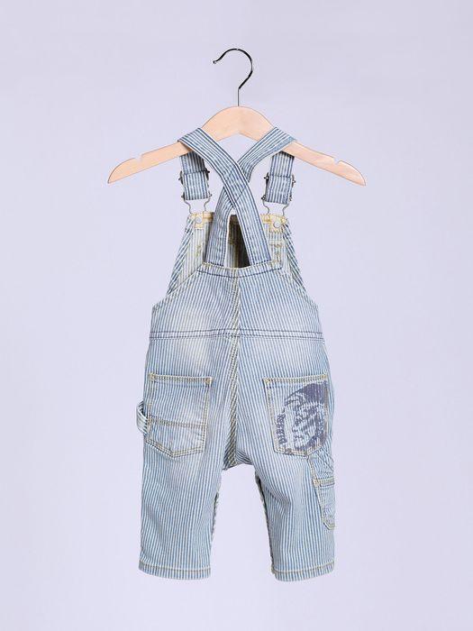 DIESEL JUMPSUITE-HLAP-A B Pantaloni U e