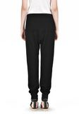 T by ALEXANDER WANG RAYON TRIBLEND SWEATPANTS PANTS Adult 8_n_d
