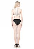 T by ALEXANDER WANG MESH COMBO SWIM BOTTOMS Swimwear Adult 8_n_r