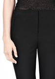 T by ALEXANDER WANG TECH SUITING SKINNY PANTS PANTS Adult 8_n_a