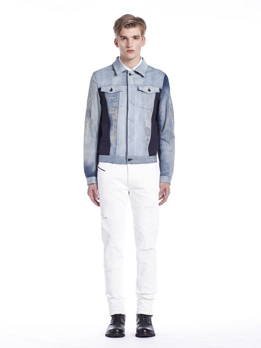 DIESEL BLACK GOLD SUPERBIA-FS Jeans U r