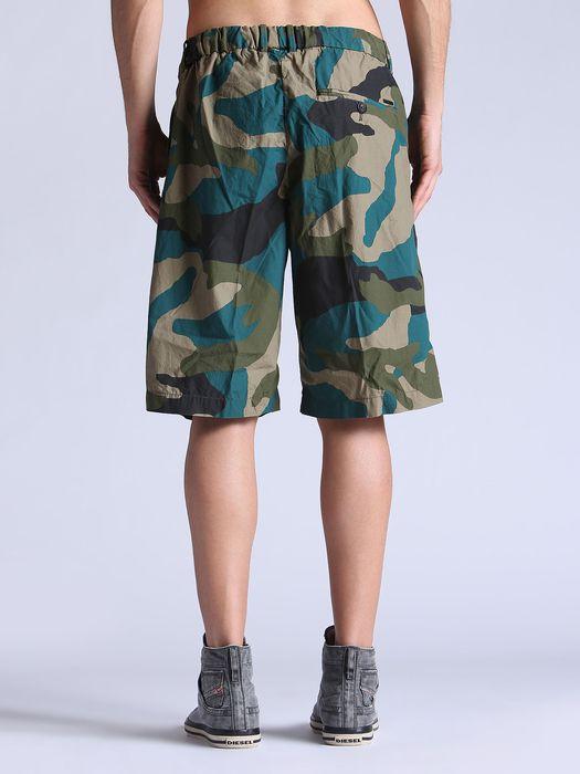 DIESEL P-MAJUSA-CAM Short Pant U r
