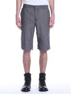 DIESEL BLACK GOLD PRUNO-SHORT Short Pant U f