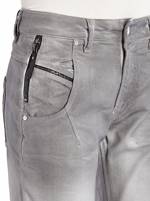 DIESEL BLACK GOLD POLLYES-E Jeans D a