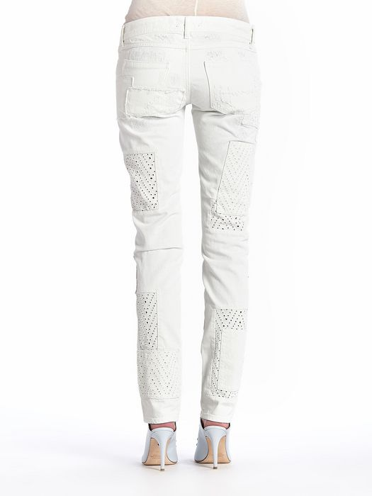DIESEL BLACK GOLD PAPRYLI-N Jeans D e