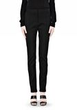 ALEXANDER WANG PINTUCKED SKINNY PANT PANTS Adult 8_n_d